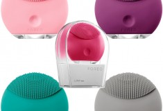 Scrub Your Face Beautiful with the Foreo Luna