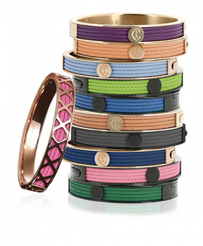 Charriol Forever Colors Bangles
