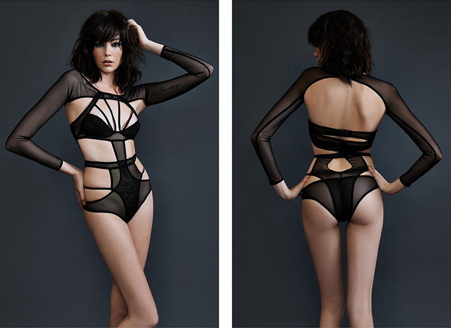 Bao Tranchi Bodywear collection