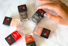 Mani Monday: Allure & butter LONDON Arm Candy Nail Lacquers