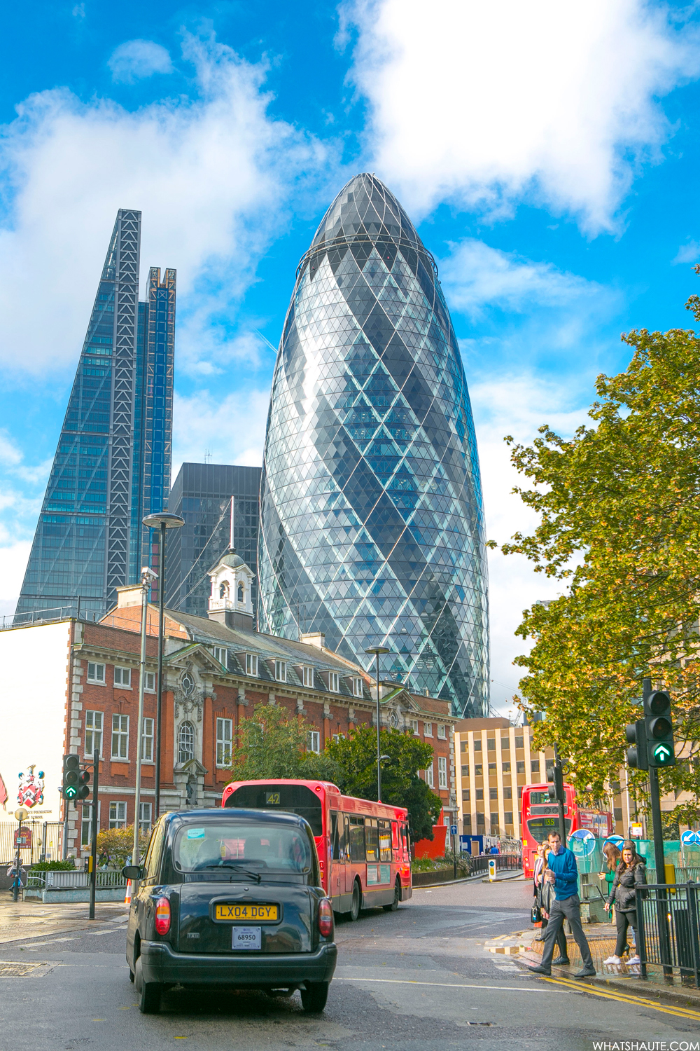 The Gherkin - London, England, What's Haute in the World