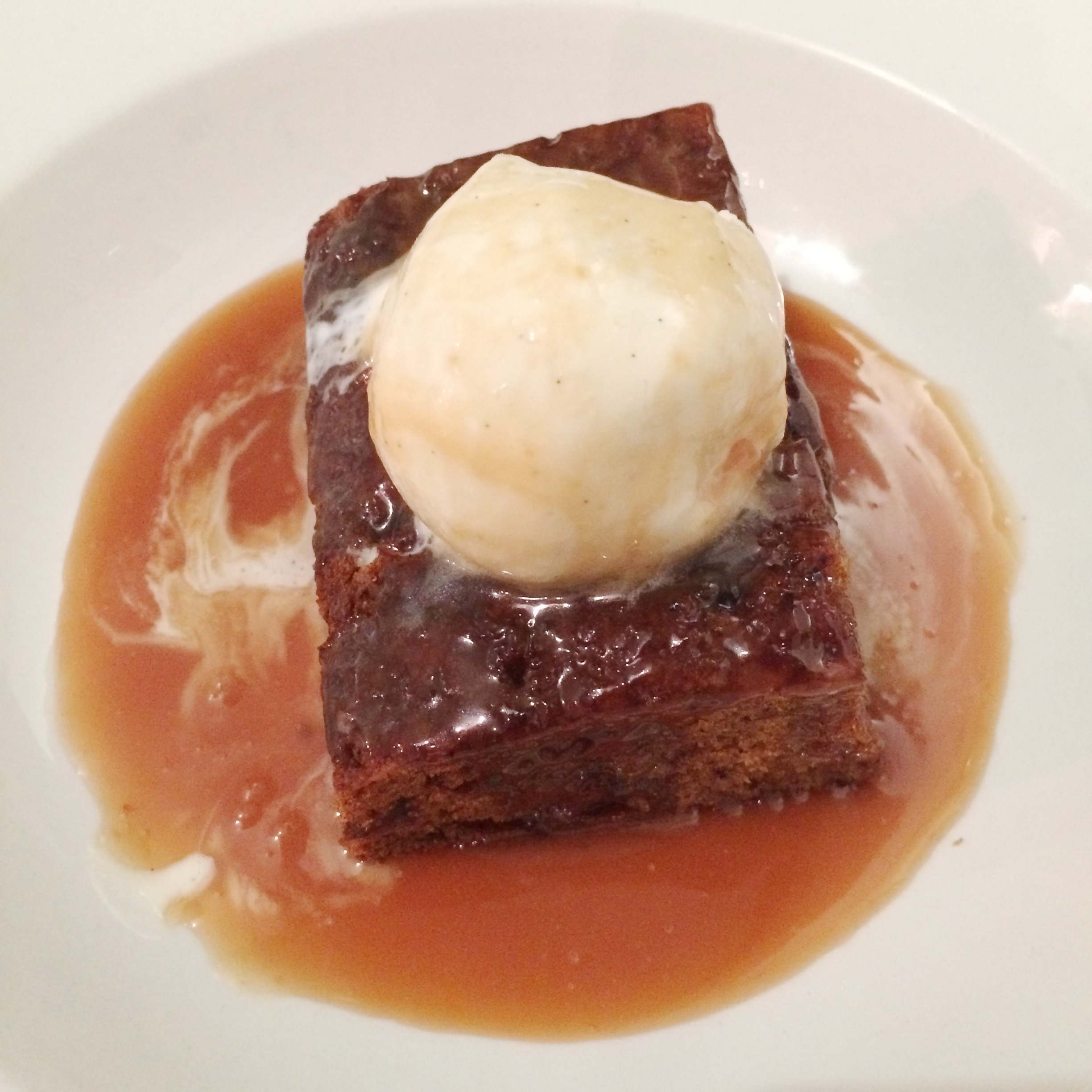 Sticky Toffee Pudding - London, England, What's Haute in the World