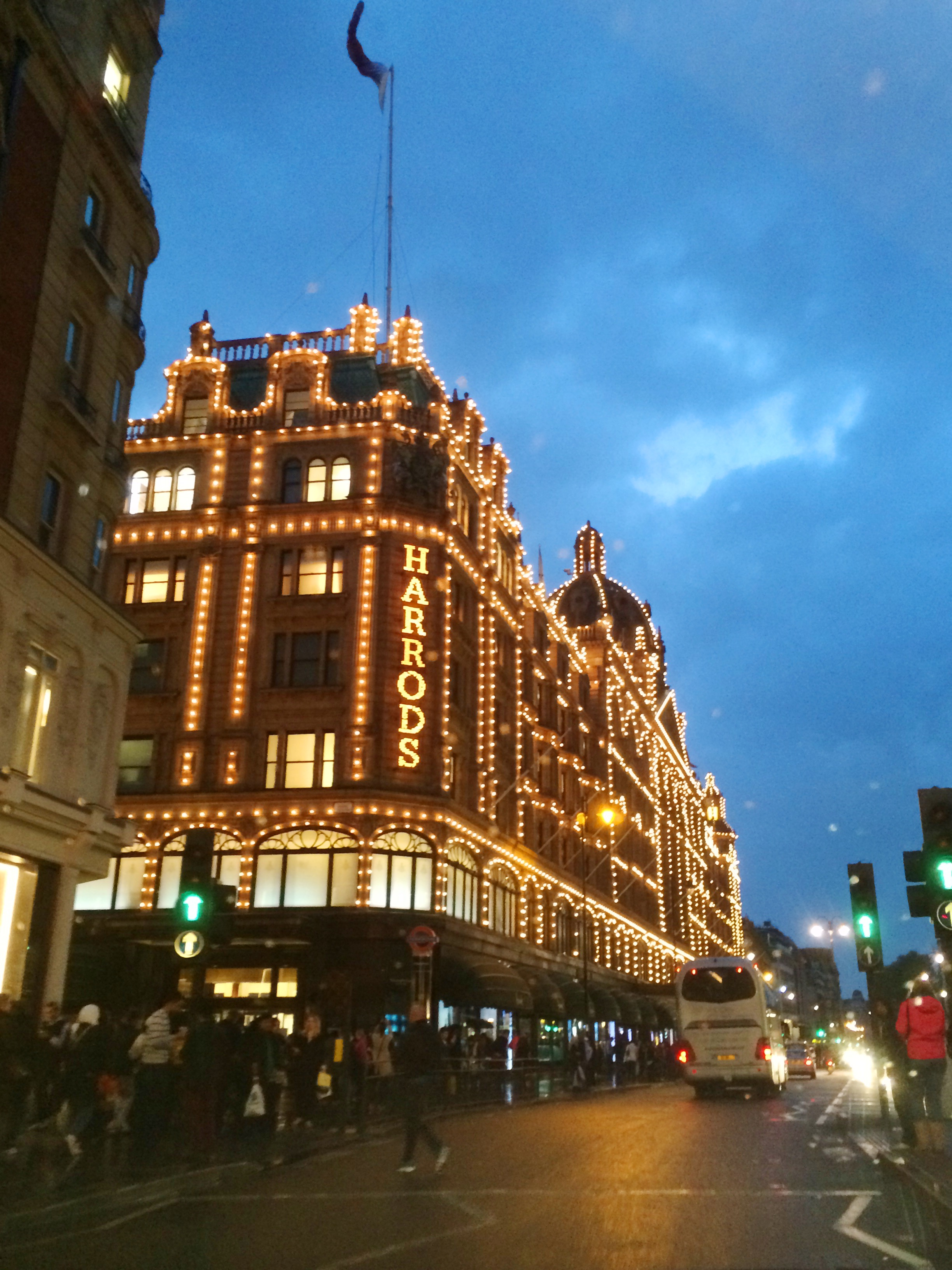 Harrods - London, England, What's Haute in the World