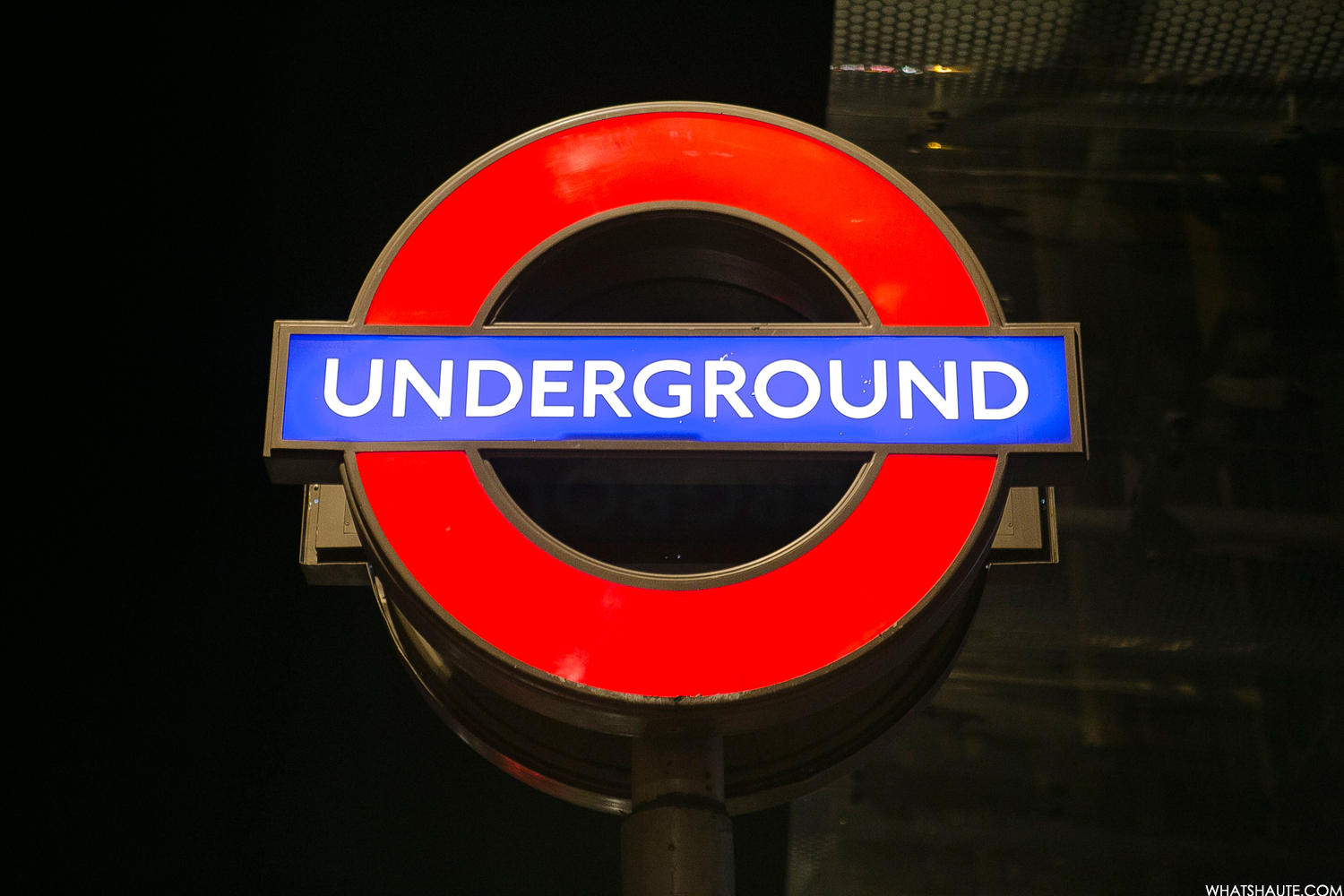 London Underground - London, England, What's Haute in the World