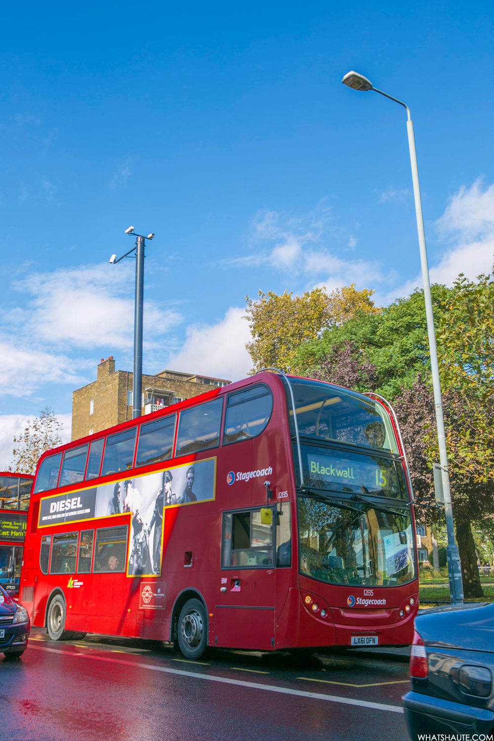 48 Hours in London, Red double decker bus - London, England, What's Haute in the World
