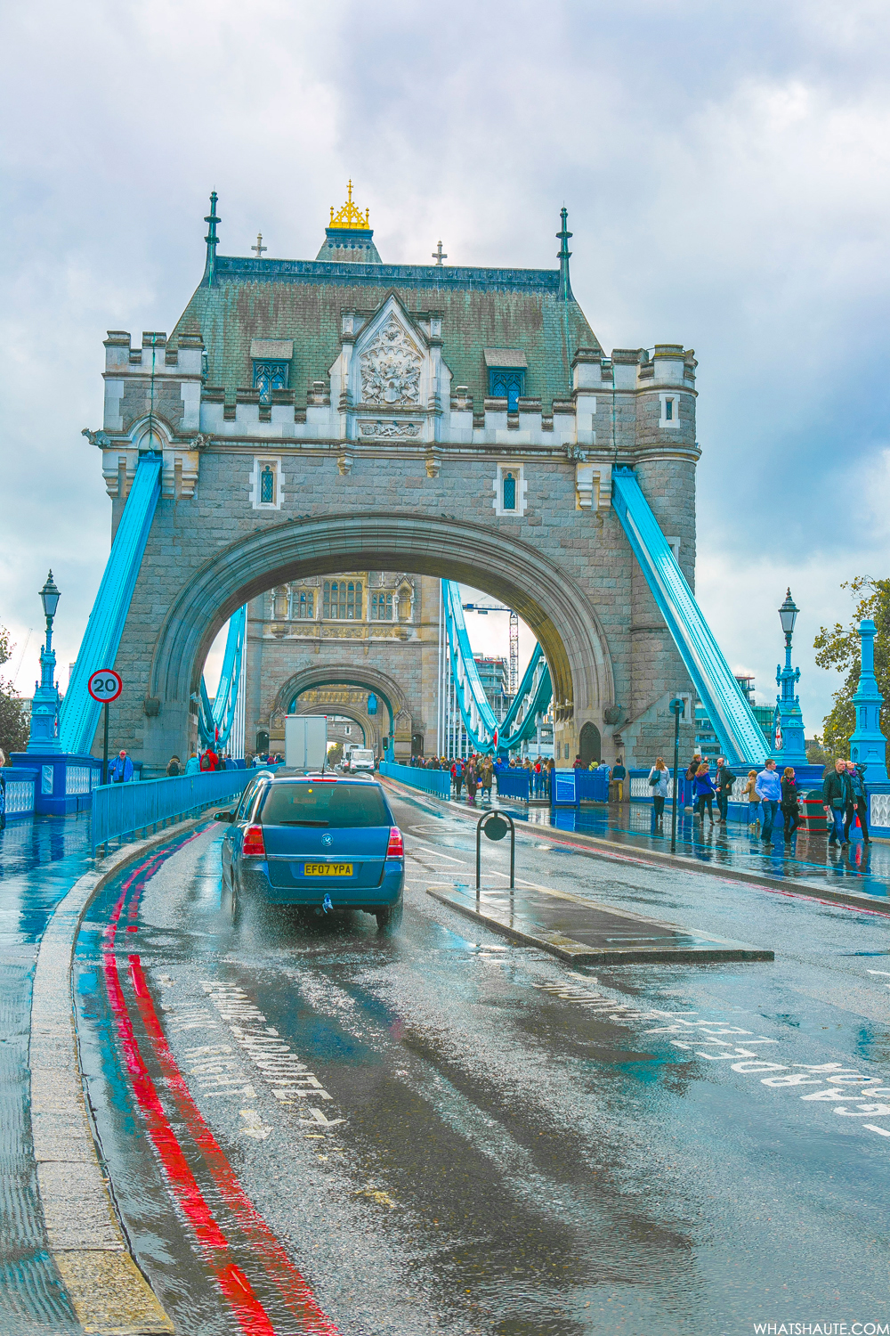 Tower Bridge - London, England, What's Haute in the World
