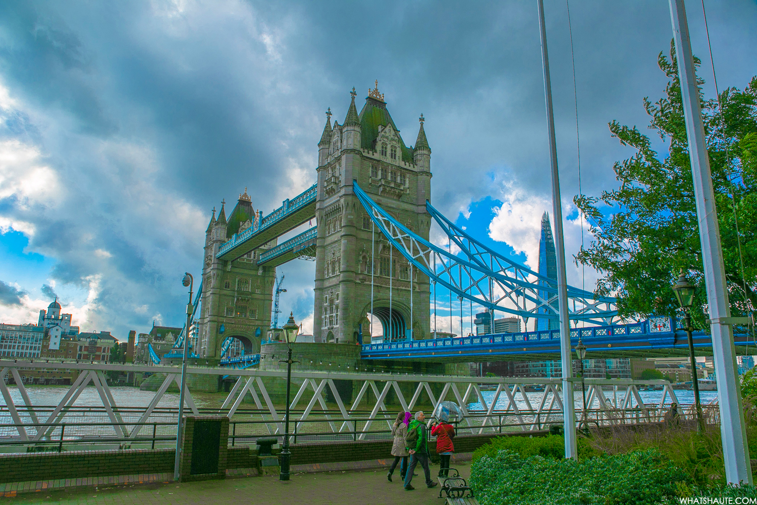 Tower Bridge & St. Katharine's Pier - London, England, What's Haute in the World