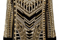 Balmain x H&M beaded jacket