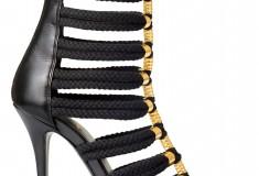 Balmain x H&M sandals
