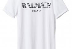 Balmain x H&M t shirt