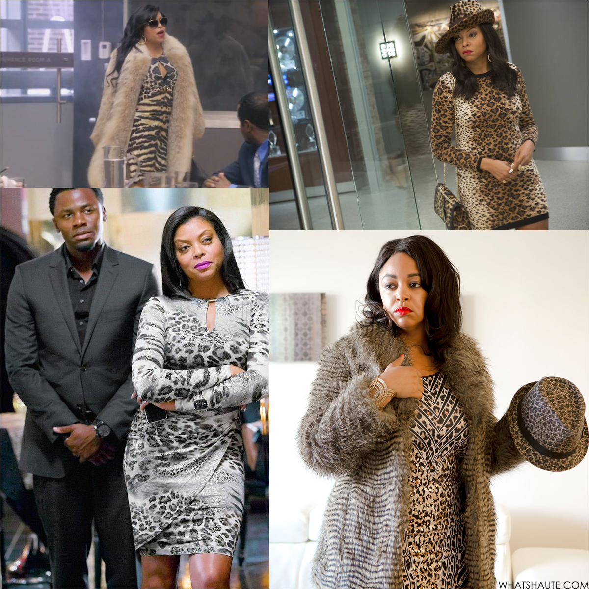 Cookie Lyon style and Halloween costume