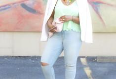 12 Ways to Wear Denim: Cropped Jeans