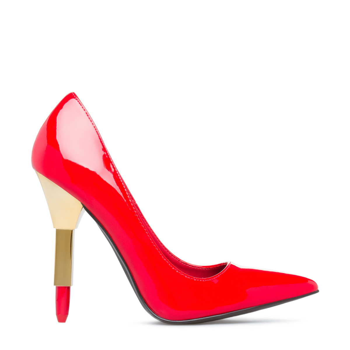 Shoedazzle lipstick pumps