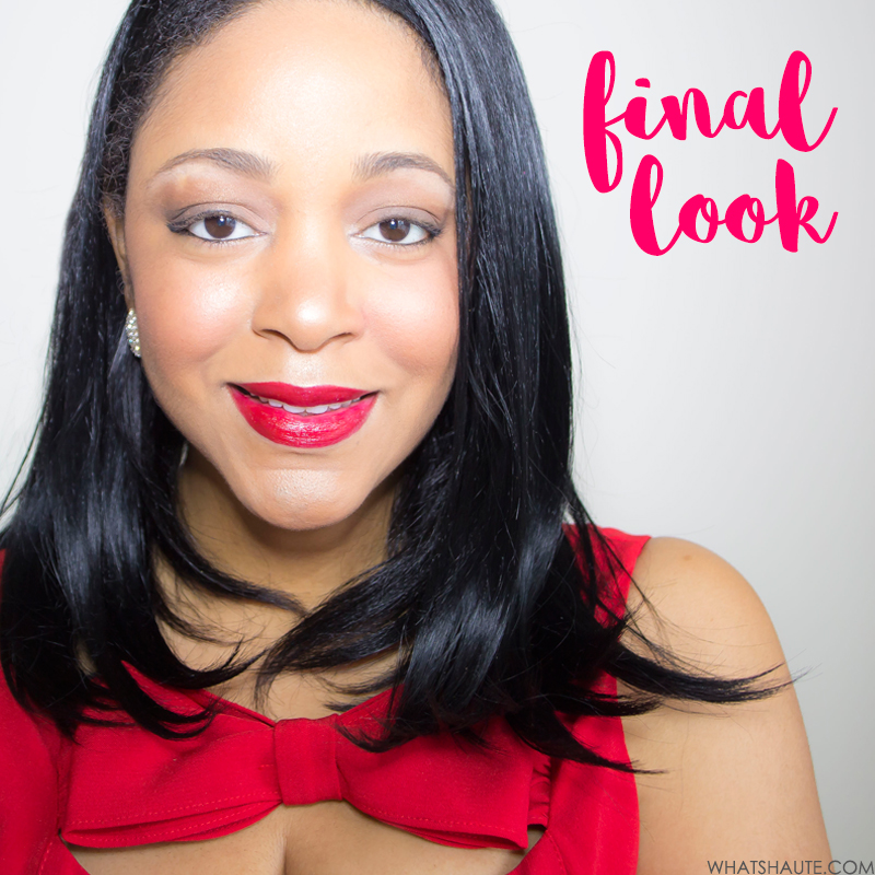 Valentine's Day Beauty Tutorial: Creating