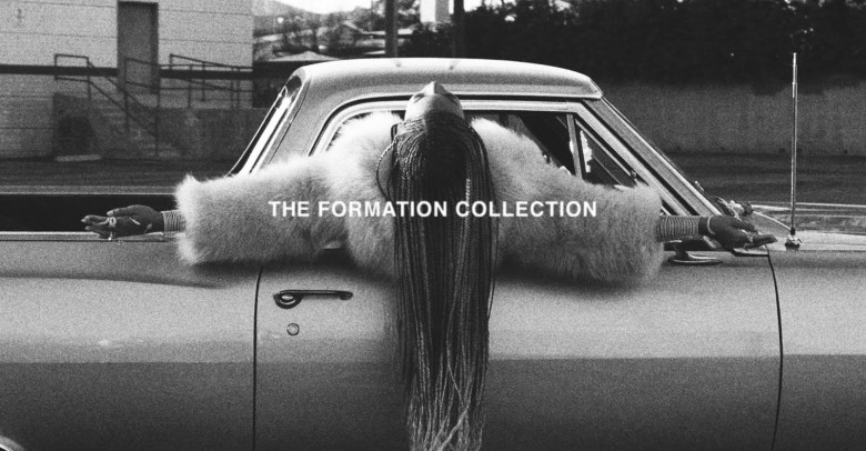 Beyonce launches The Formation collection