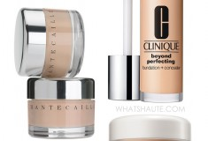 Get a Flawless Face With Foundations by Chantecaille & Clinique and La Mer Powder