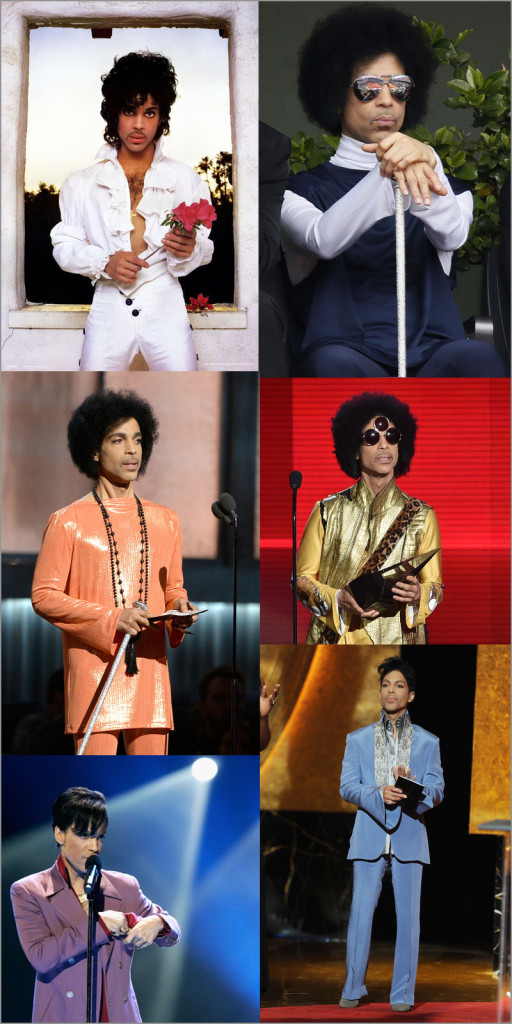 A Look at Prince's Iconic Style