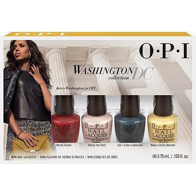 Kerry Washington for OPI Washington D.C. 4 Pc Mini Set