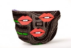 REALM Toothy Lips Pouch