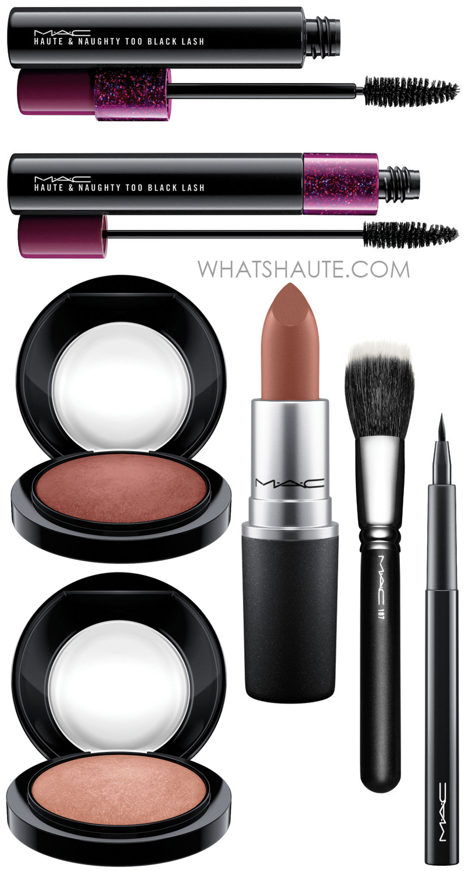Taraji P. Henson for MAC cosmetics collection, Taraji x MAC