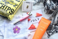 Check Out What's Inside the July 2016 POPSUGAR Must Have Box!
