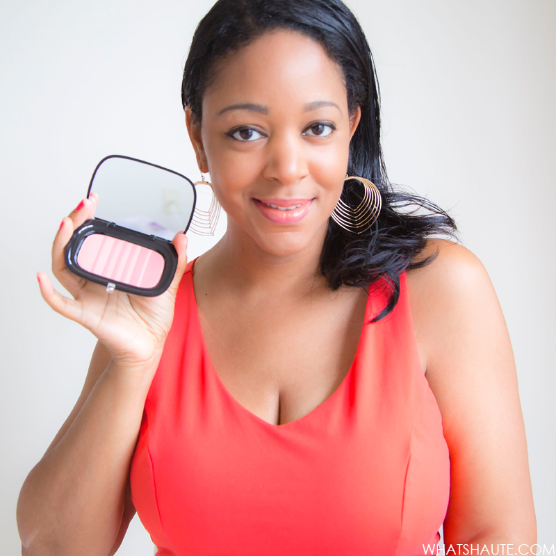 Beauty Review: Marc Jacobs Air Blush in Kink & Kisses