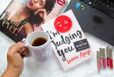 "My Review + a Giveaway of ""I'm Judging You: The Do-Better Manual"" by Luvvie Ajayi"