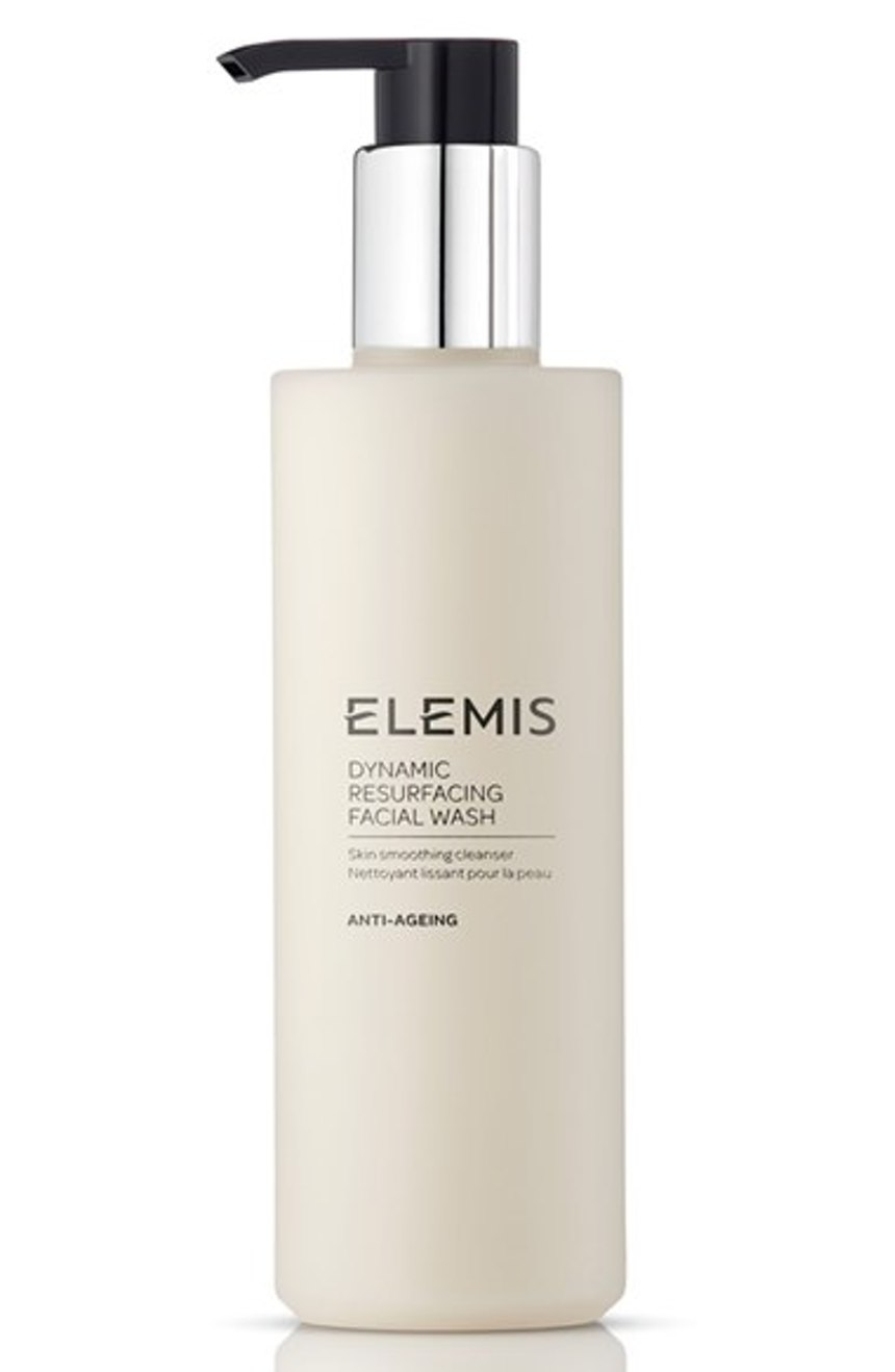 Update your Winter Skin Care Regimen with Elemis Dynamic Resurfacing Facial Wash