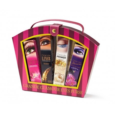 GrandeLash MD serum for eyelashes - eye purse