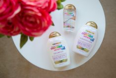 Getting My Hair In Summer Shape with the OGX Coconut Miracle Oil Collection