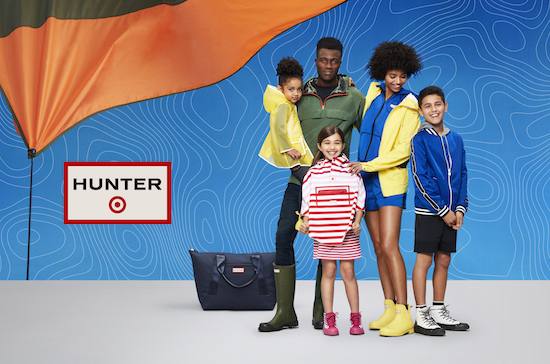 Hunter for Target collaboration