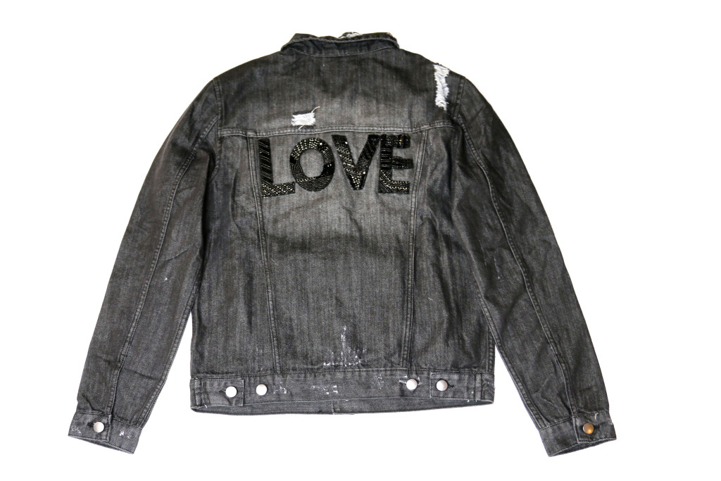 The Haute Five: Rachel Roy Mini LOVE Capsule collection for International Women's Day - denim jacket