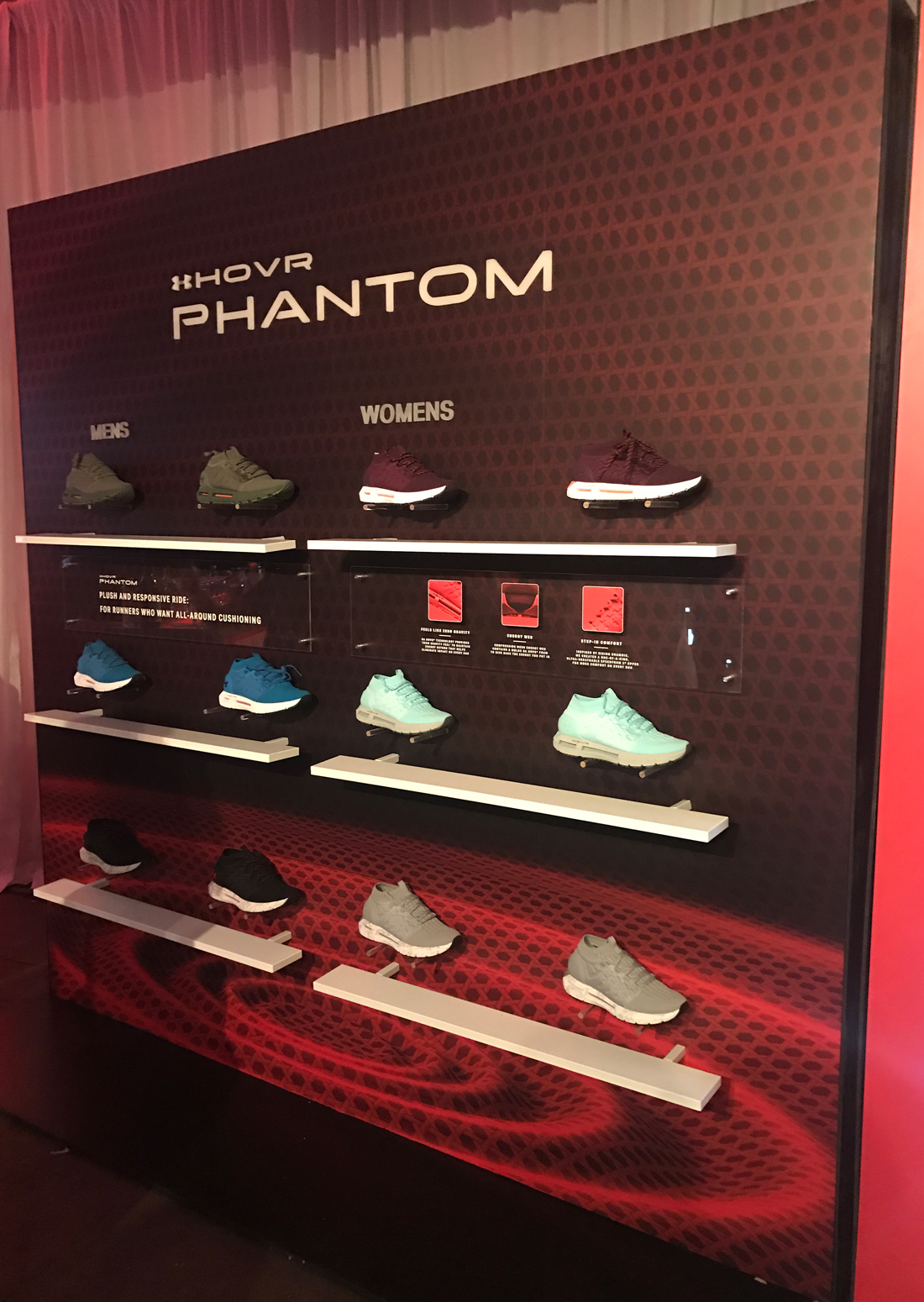 Under Armour UA HOVR Phantom_