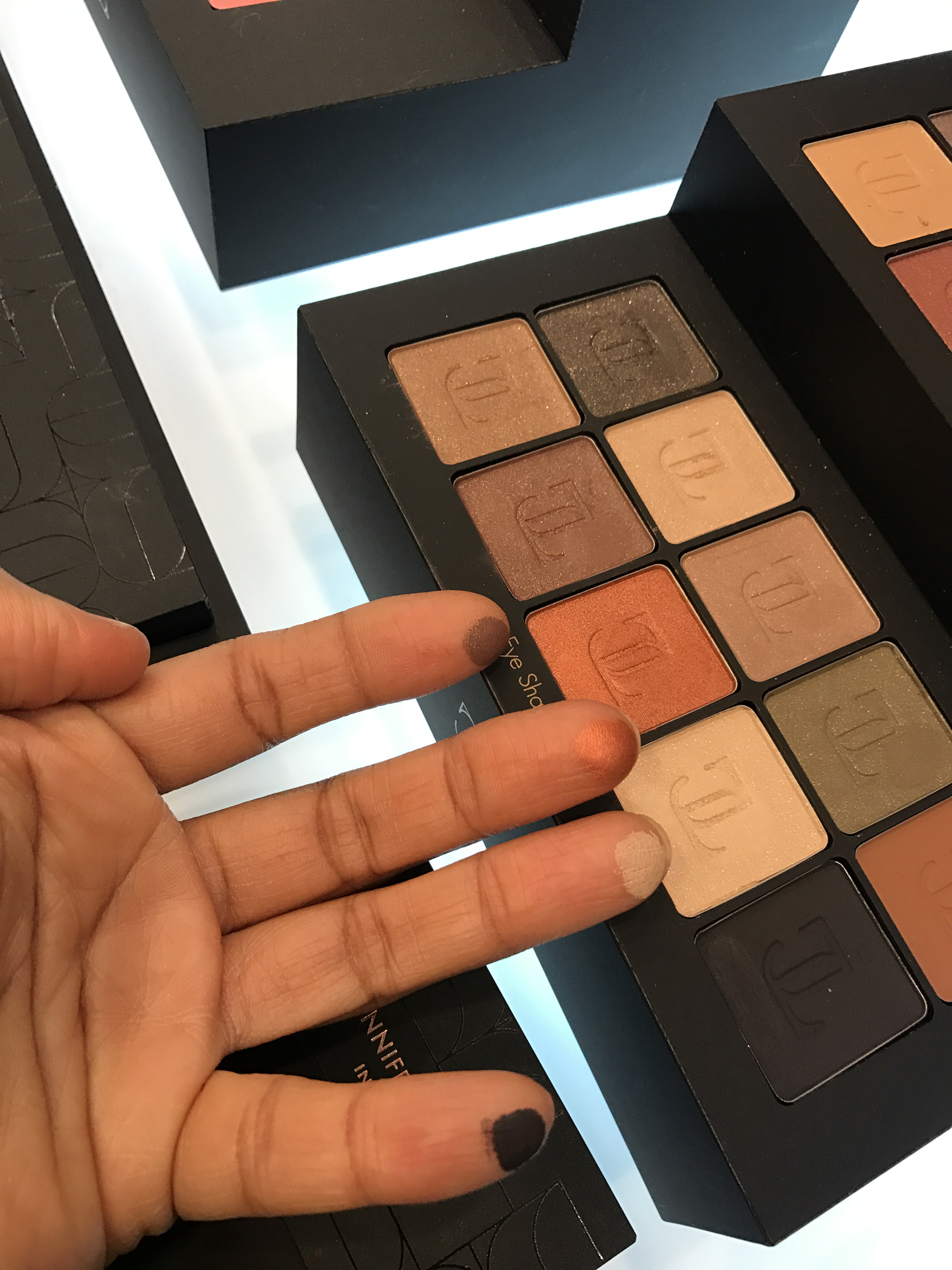 JLo x INGLOT Cosmetics launch