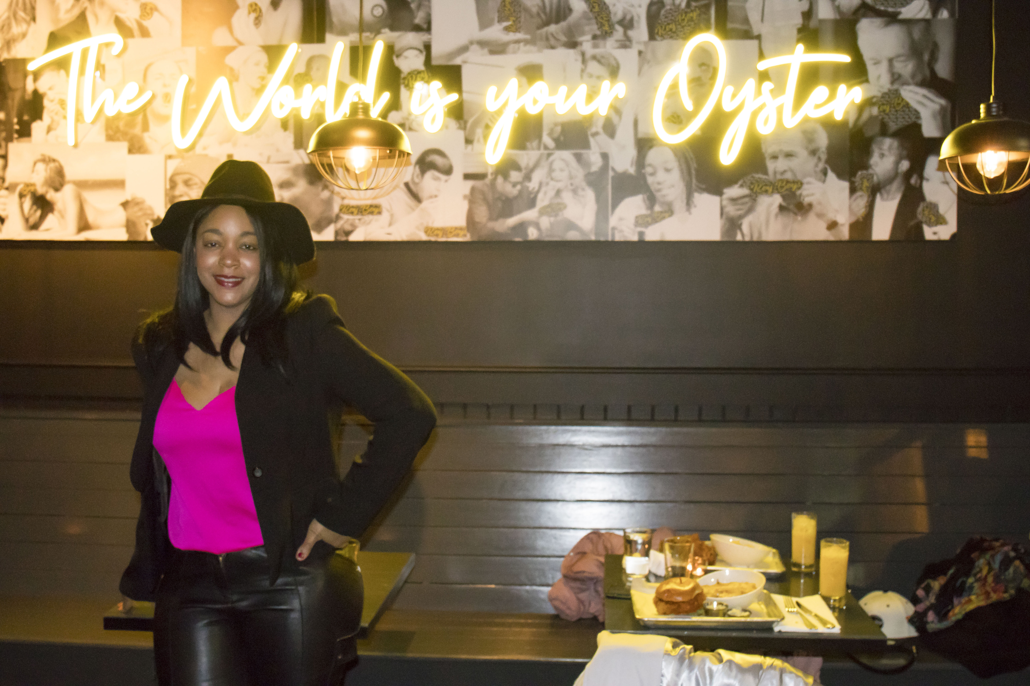 What's Haute at Roy Boys DC, Restaurant review, Fried Chicken and Oysters