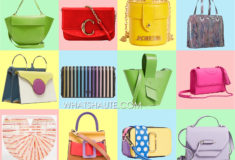 20 Colorful Handbags to Get a Jumpstart on your Spring Shopping