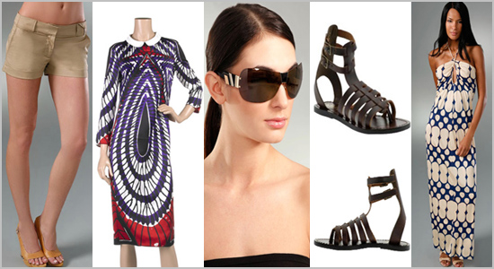 What to Wear Now: Top 5 Summer Trends