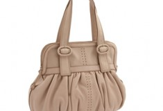 Cole Haan 'Village' Soft Ruched Satchel
