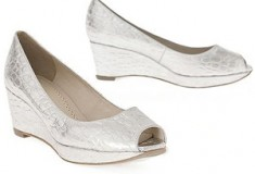 Anthropologie 'Selene' Peep Toes