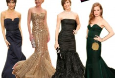 80th Annual Academy Awards - Mermaid Dresses on the Red Carpet