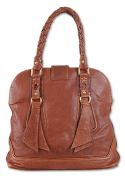 Jano by Anja Flint Leather 'Saint' Bag 