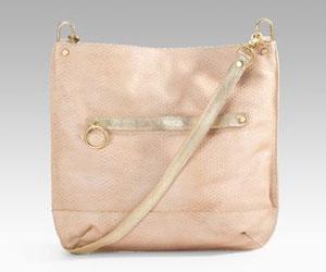 Foley and Corinna 'Desert' Messenger Bag