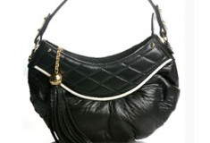 Jack Rabbit Collection Kathleen Bag in Black