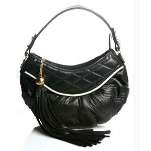 Jack Rabbit Collection Kathleen Bag in Black