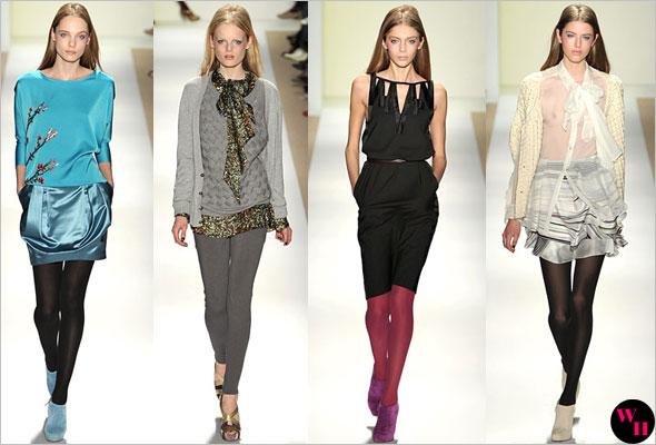 ADAM Adam Lippes - Fall 2009 Fashion Week