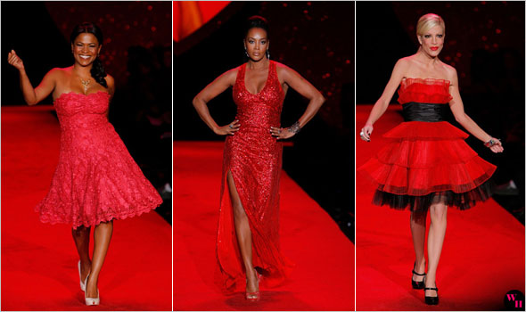 Heart Truth Red Dress Collection 2009