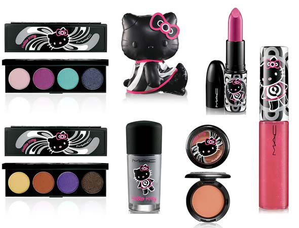limited edition MAC Hello Kitty Cosmetic collection