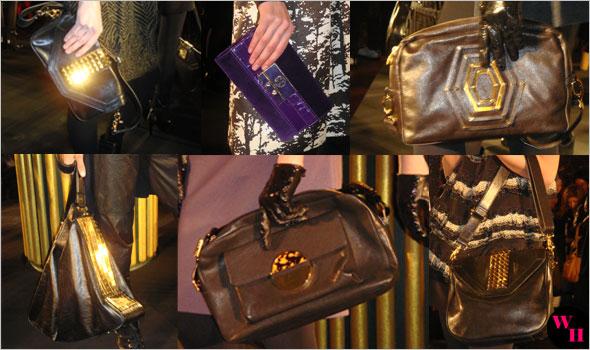Tory Burch Fall 2009 Presentation handbags