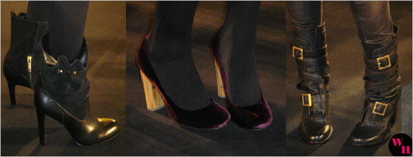 Tory Burch Fall 2009 Presentation shoes and boots