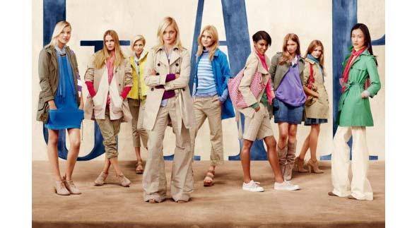 Gap spring 2009 ad campaign